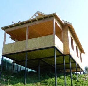 Подбор фундамента под тип дома